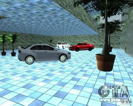 HD Motor Show pour GTA San Andreas quatrième écran