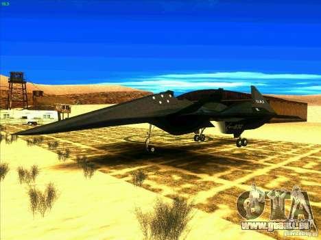 ADF-01 Falken pour GTA San Andreas