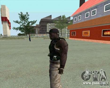50 Cent für GTA San Andreas