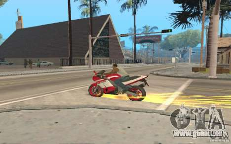 The best effects from GTA IV für GTA San Andreas her Screenshot