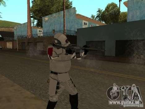 Cops from Half-life 2 für GTA San Andreas dritten Screenshot