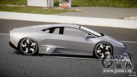 Lamborghini Reventon v2 pour GTA 4 est une gauche