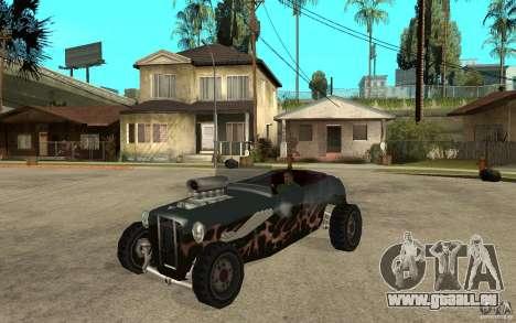 Deuce Brutal Legend pour GTA San Andreas