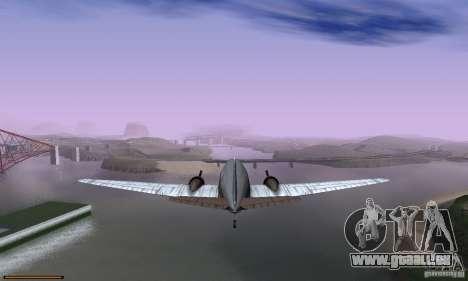 Einzigartige Sensor-Benzin für GTA San Andreas zweiten Screenshot
