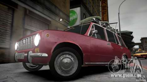 VAZ 2102 pour GTA 4
