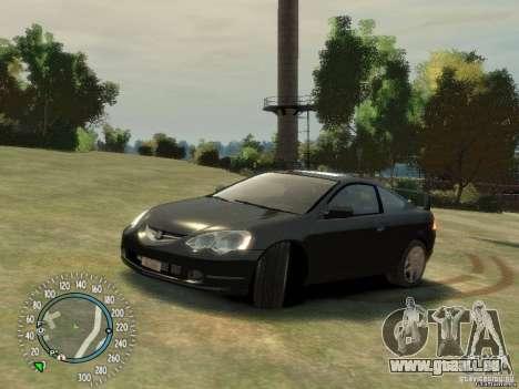 Acura RSX v2.0 Metallic pour GTA 4