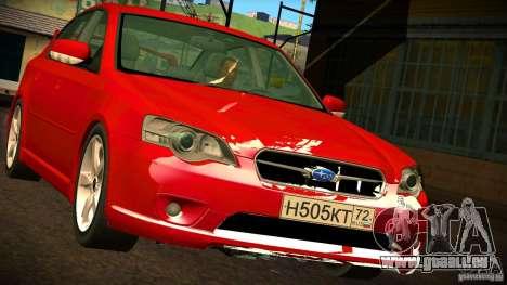 ENBSeries RCM für den schwachen PC für GTA San Andreas siebten Screenshot