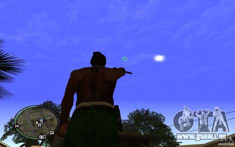 Vue v1 pour GTA San Andreas quatrième écran