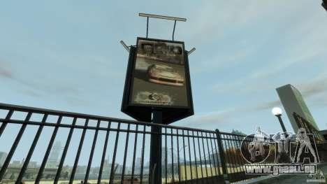 New gas station für GTA 4 Zehntel Screenshot