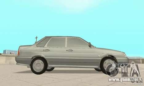VAZ 2115 TUN für GTA San Andreas rechten Ansicht