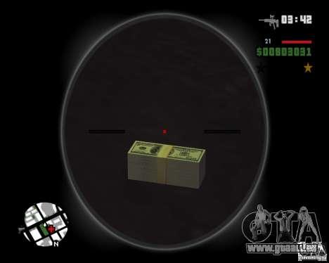 HD-Geld für GTA San Andreas