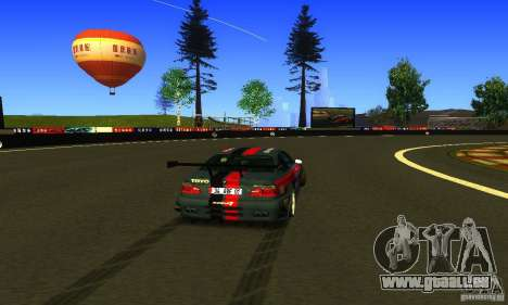 F1 Shanghai International Circuit für GTA San Andreas sechsten Screenshot