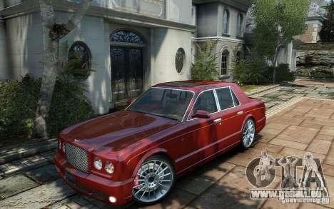 Bentley Arnage T für GTA 4