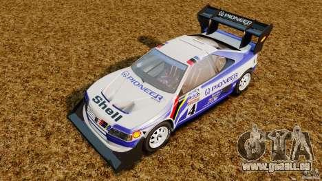 Peugeot 405 T16 Pikes Peak pour GTA 4 est un droit