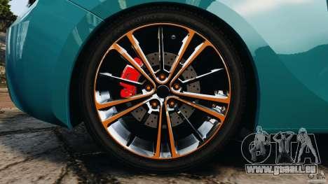 Scion FR-S für GTA 4 Innen