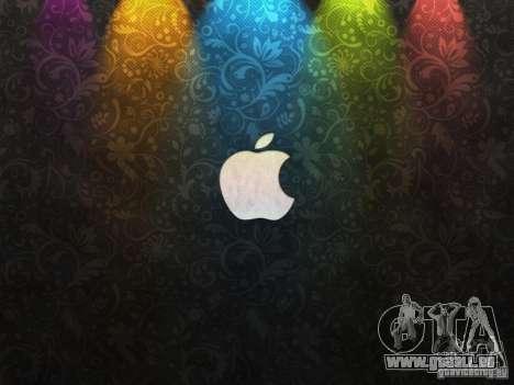 Die Apple-Boot-Bildschirm für GTA San Andreas zweiten Screenshot