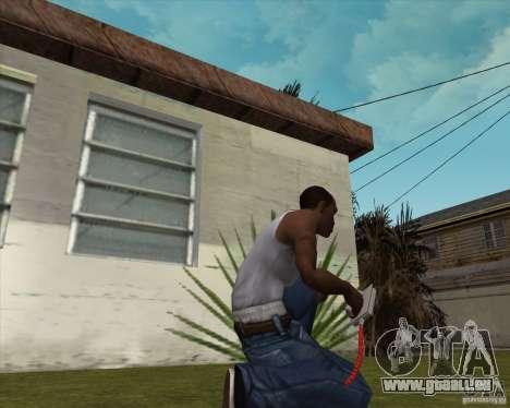 Défibrillateur pour GTA San Andreas troisième écran