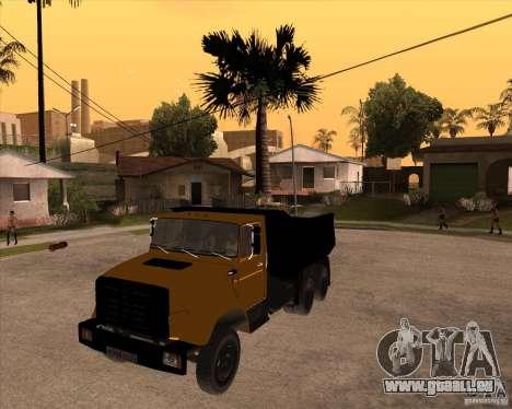 ZIL MMZ 4516 pour GTA San Andreas