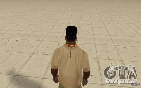 Verre bandana pour GTA San Andreas troisième écran