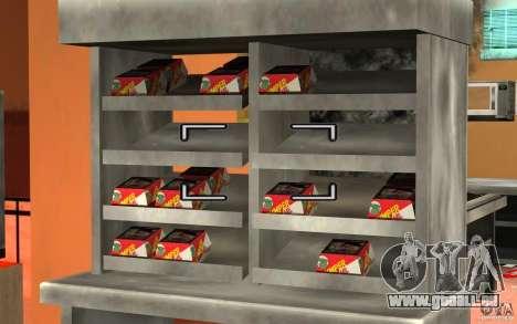 Pumper Nic Mod pour GTA San Andreas dixième écran
