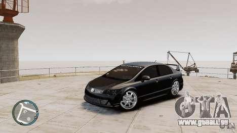 Honda Civic Mugen RR pour GTA 4