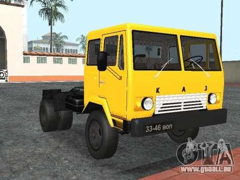 KAZ 608V für GTA San Andreas