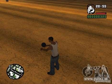 Kyubi-Bomb pour GTA San Andreas