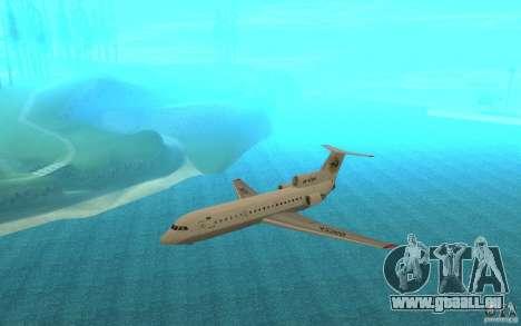 Jak-42D von Lemberg (Ukraine) für GTA San Andreas