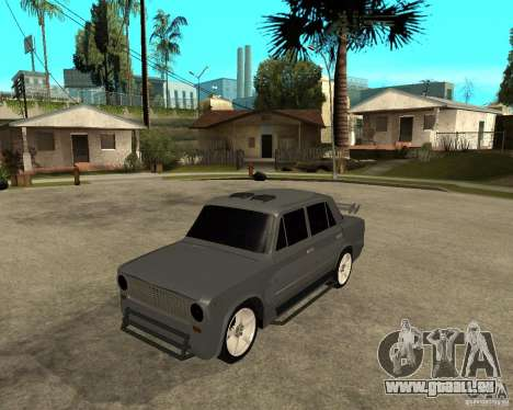 Tuning dur VAZ 2101 pour GTA San Andreas