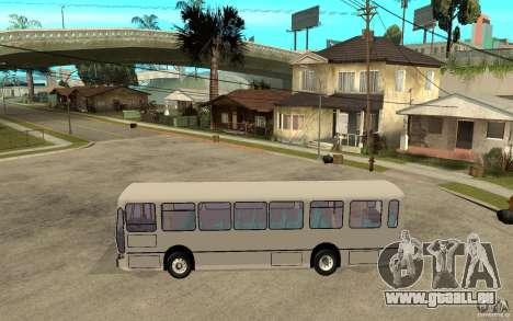 Rocar De Simon 412-260 pour GTA San Andreas laissé vue