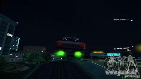 Nouveaux effets 1.0 pour GTA San Andreas quatrième écran