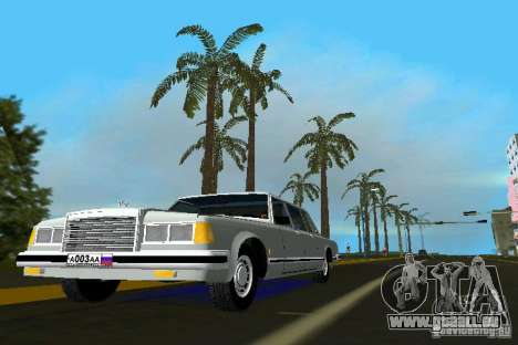 ZIL 41047 pour GTA Vice City