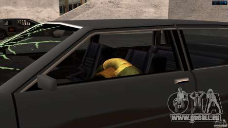 Mort dans la voiture pour GTA San Andreas deuxième écran