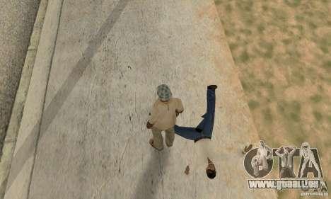 Collision de GTA 4 pour GTA San Andreas quatrième écran