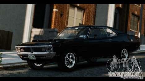 Dodge Demon 1971 pour GTA 4 Vue arrière de la gauche