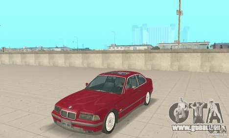 BMW 325i Coupe pour GTA San Andreas