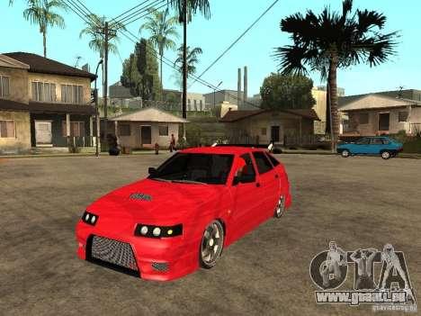 Lada 2112 GTS Sprut pour GTA San Andreas