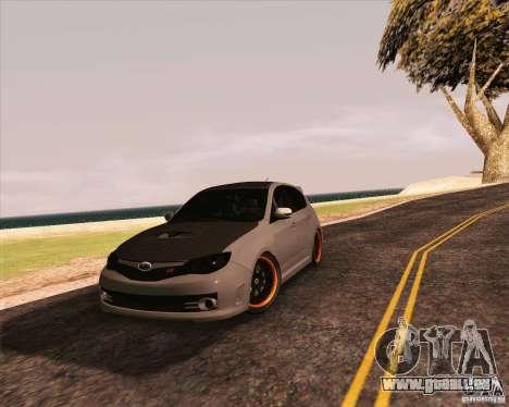 NFS l'exécution ENBSeries pour SAMP pour GTA San Andreas septième écran