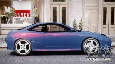 Fiat Coupe 2000 pour GTA 4 Salon