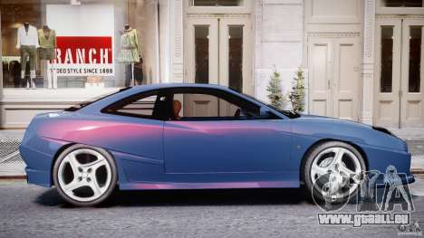Fiat Coupe 2000 für GTA 4 Innen