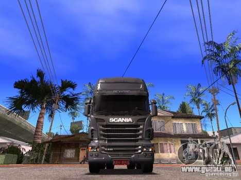 Scania R-440 für GTA San Andreas rechten Ansicht