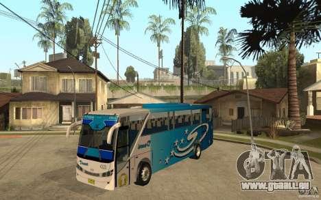 Hino New Travego V.Damri für GTA San Andreas