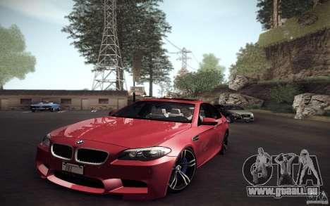 Beautiful ENBSeries für GTA San Andreas achten Screenshot