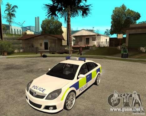 2005 Opel Vectra Police für GTA San Andreas
