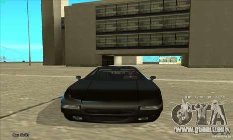 ENBSeries v4.0 HD pour GTA San Andreas deuxième écran