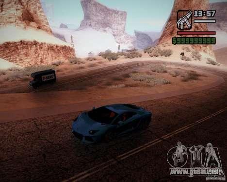 SA DirectX v1.2a für GTA San Andreas zweiten Screenshot