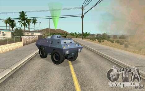 Wache auf BTR für GTA San Andreas