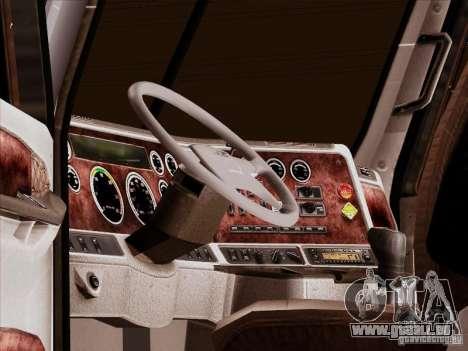 Freightliner Century ST für GTA San Andreas Unteransicht