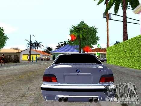 BMW M3 E36 Light Tuning pour GTA San Andreas laissé vue