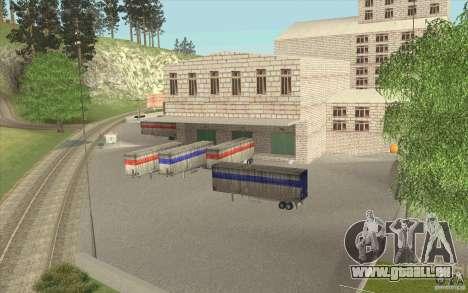 Ölgesellschaft Lukoil für GTA San Andreas her Screenshot